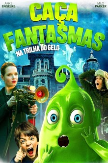 Caça-Fantasmas: Na Trilha do Gelo Torrent (2015) Dual Áudio 5.1 BluRay 1080p FULL HD Download