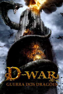 D-War - Guerra dos Dragões Torrent (2007) Dual Áudio BluRay 1080p FULL HD Download
