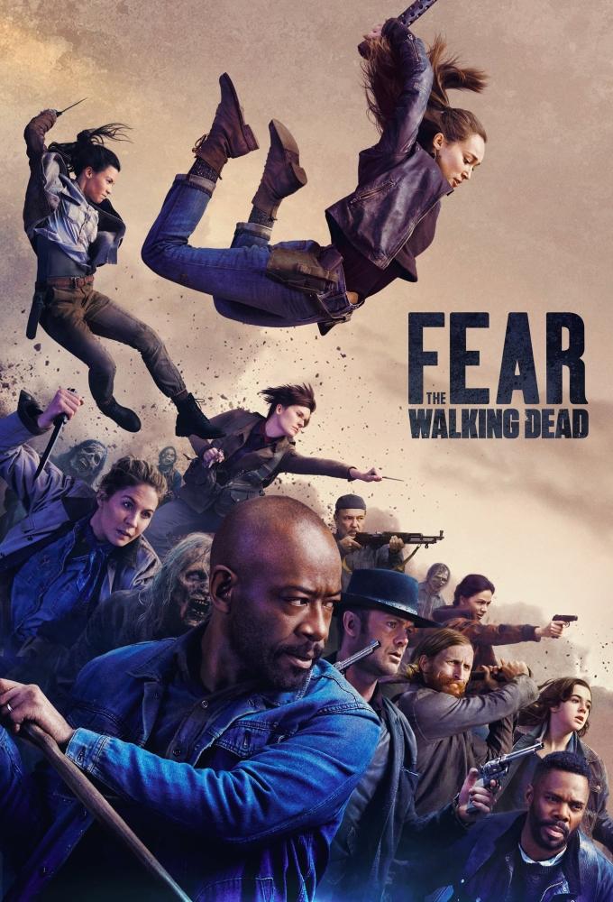 Fear The Walking Dead 6ª Temporada 2020 - Dual Áudio / Legendado WEB-DL 720p | 1080p
