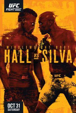 UFC Uriah Hall x Anderson Silva Torrent (2020) Nacional HDTV 720p – Download