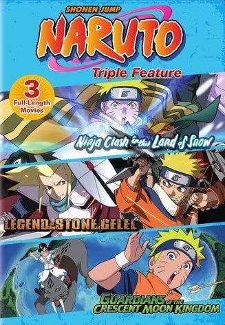 Naruto Movies + EXTRA Torrent (2004 e 2005) Dublado / BluRay 1080p – Download