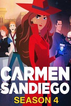 Carmen Sandiego 4ª Temporada Completa Torrent (2021) Dual Áudio / Dublado WEB-DL 1080p - Download