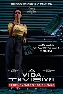 A Vida Invisível Torrent (2020) Nacional WEB-DL 720p FULL HD Download