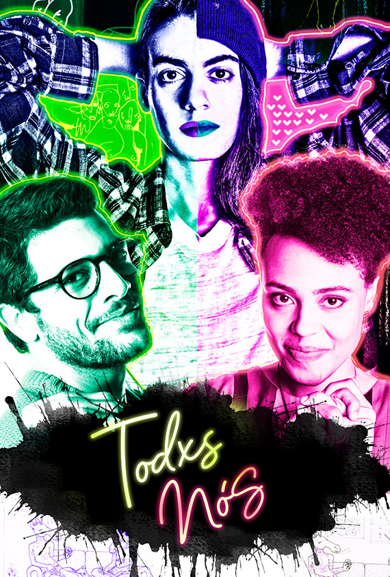 Todxs Nós 1ª Temporada Torrent (2020) Nacional WEB-DL 1080p Download