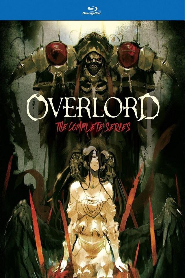 Overlord Dual Áudio 1ª,2ª,3ª Temporada BluRay 1080p - Completo x265